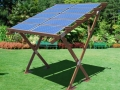 Parcheggio auto - supporto pannelli fotovoltaici